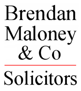 Brendan Maloney & Co. Solicitors Retina Logo