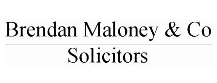 Brendan Maloney & Co. Solicitors Mobile Retina Logo