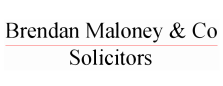 Brendan Maloney & Co. Solicitors Mobile Logo